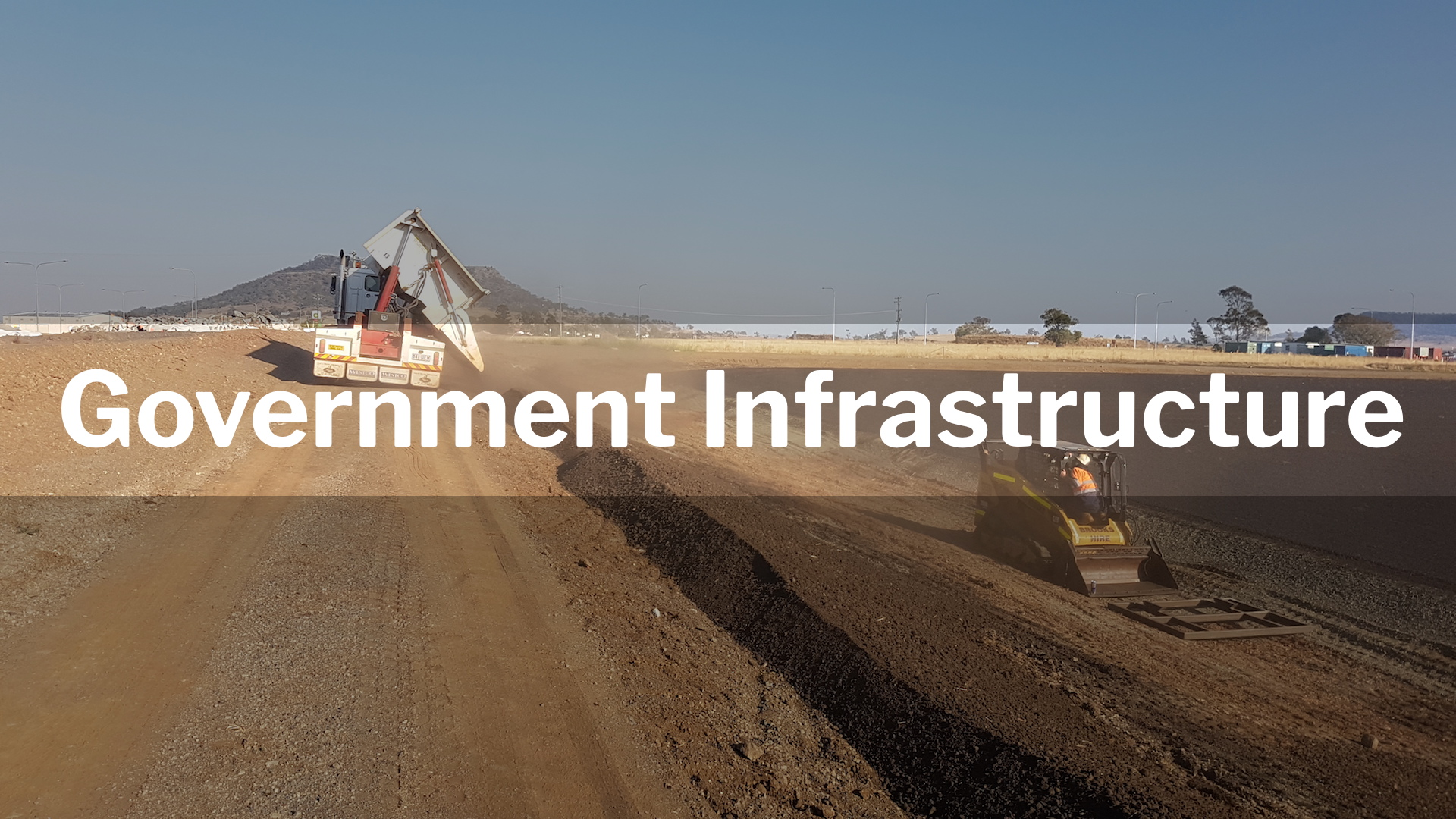Government Infrastructure